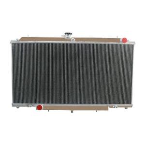 3 ROW Aluminum Radiator For Nissan Patrol Y61 GU ZD30CR 2.8L 4.2L Petrol