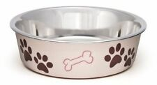 Loving Pets Dlv7401 Medium Bella Paparazzi Bowl Pink