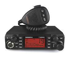 CB Radio Thunderpole T2000 27MHz 11m 12/24V UK/EU AM/FM 7 Colour LCD Display
