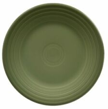 """Fiesta Sage Green Retired Color 9"""" Luncheon Plate 1st Quality"""