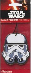 Disney Star Wars Storm Trooper Car Air Freshener Fresh Robes