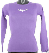 ROSSIGNOL SWEAT SHIRT PULL VIOLET TAILLE  S VALEUR 89€A