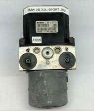 02-05 BMW X5 3.0L Sport Anti Lock Brake Break Antilock ABS Pump Assembly Module