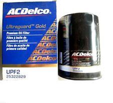 Engine Oil Filter ACDelco UPF2 Ultraguard Gold Premium