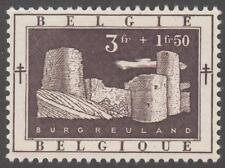 Belgium #B528 mint 3+1.50Fr Burgreuland Castle 1952 cv $22.50