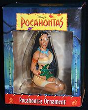 1995 Grolier First Issue Walt Disney's Pocahontas Christmas Ornament