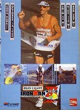 Ironman Triathlon Official Poster 1989 Kailua Kona, Hawaii (original poster)