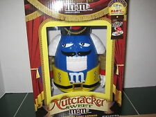M & M Nutcracker Candy Dispenser Stands about 10 inches Tall SEALED