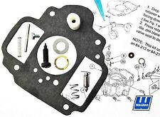 Carburetor Kit & Diagram LUA7 WA22 fits Onan 146-0230D 6.5 NH 4.0 BFA 5.0 BGA