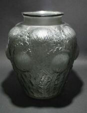Vase Lalique Art Glass