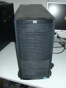 HP Proliant ML350 G6, XEON E5620@2.4GHz, 16GB, 6 HDDs, 2 Netzteile