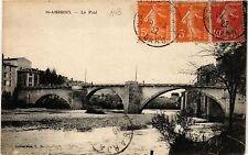 CPA  St-Ambroix  - Le Pont (459249)