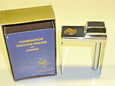 Valet VINTAGE combination Package-graziose & Petrol Wick Lighter-circa 1965-Giappone