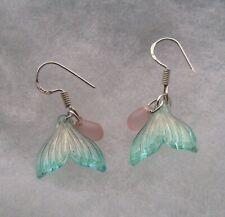 Tears Glass Earrings Mermaid Tails And Mermaid