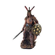 Tin Soldier, top, King Vercingetorix, Gallic Wars, Arverni tribe, 54 mm