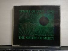 THE SISTER OF MERCY - TEMPLE OF LOVE ( 1992) - I WAS WRONG ...CD s slim case