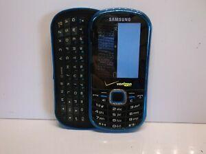 Samsung SCH-4460V Verizon Phone Blue