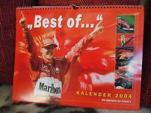 Kalender : Formel 1 - 2004 - Michael Schumacher - Best of ... / Die Highlights
