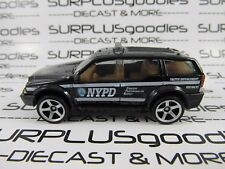 Matchbox 1/64 Scale Loose Collectible Nypd Police Traffic Enforcement Sport Suv
