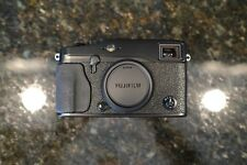 Fujifilm X Series X-Pro1 16.3MP Digital Camera - (Body Only) with HG-XPRO1 Grip