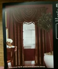 American Living Red Window Treatments and Hardwares for sale | eBay