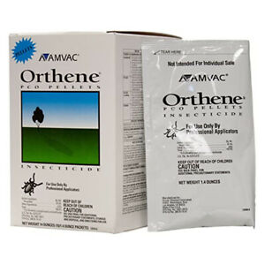 Orthene PCO Pellets 1 Pack for Roaches Best Product - FREE SHIPPING -
