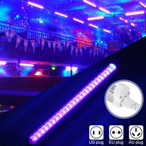 24LED UV Strip Tube Light Ultraviolet Bar Club Party Blackligh Portabl