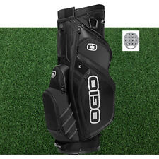 "OGIO 2017 Silencer Golf Cart Bag - ""Carbon"" - NEW"