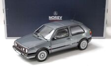 1:18 Norev VW Golf 2 II GTI grey 1990 NEW bei PREMIUM-MODELCARS
