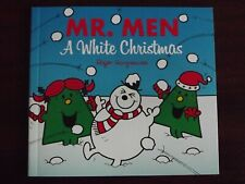 Mr Men A White Christmas by Roger Hargreaves  Paperback