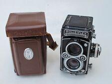 "Rolleiflex TLR 3.5E with 75mm f:3.5 Carl Zeiss Planar lens CHEAP ""LQQK"""