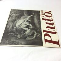 Pluto '...Plus' Rare Vinyl LP UK 1989 RE on See For Miles Records EX+/EX+ Superb