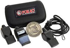Fox 40 3-Pack whistle football Training
