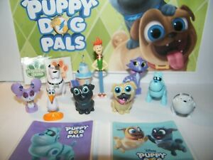 Disney Puppy Dog Pals  Party Favors Set of 14 with 10 fun Figures and More