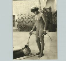 1955 John Everard Bedouin Southern India Asian Nude Female Breasts Photo Gravure