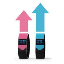 B49 Wasserdicht OLED Tracking Fitness Armband Uhr Herzrfrequenz Blutdruckmesser