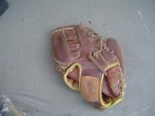 "Meteor Treated Leather Baseball Glove 11"" for Youth Right-Handed Thrower"