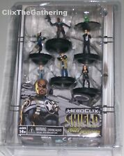 S.H.I.E.L.D FAST FORCES PACK Marvel HeroClix NICK FURY AGENT OF SHIELD