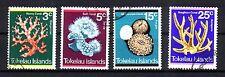 Tokelau-isole Michel numero 30 - 33 timbrato