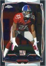 Topps Chrome Football 2014 Veteran Card #13 Dominique Rodgers-Cromartie - NY