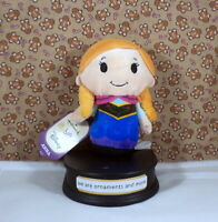 Hallmark Itty Bittys Frozen - Anna with tags