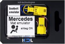 Bypass Seat Occupancy Sensor Mat Emulator For Mercedes ML W164 3 wired mat