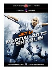 Martial Arts of Shaolin (DVD) Brand New Ships Fast With No Case No Art