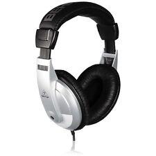 Headphones Studio Stereo Headset Ear Cushions DJ Earphones Noise Cancelling