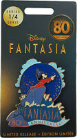 Disney Store Sorcerer Mickey Mouse Fantasia 80th Anniversary Pin Badge Limited