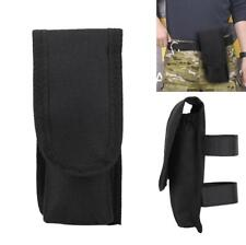 Airsoft Hunting Military Molle Universal Battery Pouch Pack Holder Bag Black SD
