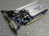 64MB ASUS EN7500LE Geforce 7500LE VGA / DVI / TV  PCIe Graphics Video Card