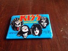 "(1) Unopened Mint Wax Pack- 1978 Donruss ""KISS"" (1st. Series)"