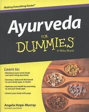 Ayurveda for Dummies (Paperback or Softback)