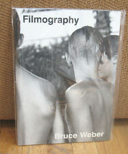 New Sealed BRUCE WEBER Filmography Catalogue River Phoenix Peter Johnson PB